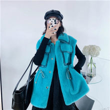 Winter Real Fur Coat Female 100% Sheep Shearing Jacket Women Clothes 2020 Korean Warm Wool Coats and Jackets Fur Top Hiver 91783(China)