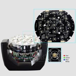Image 5 - 19x15W Zoom Washing Moving Head Disco Light Dmx Led Beam Party Lights For Dj Nightclub Stage Lighting Effect  2pcs/Lot