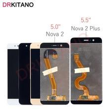 Für Huawei Nova 2 Plus LCD Display Touchscreen Digitizer BAC L23 L03 Für Huawei Nova 2 LCD Screen Nova2 PIC LX9 L29 L09