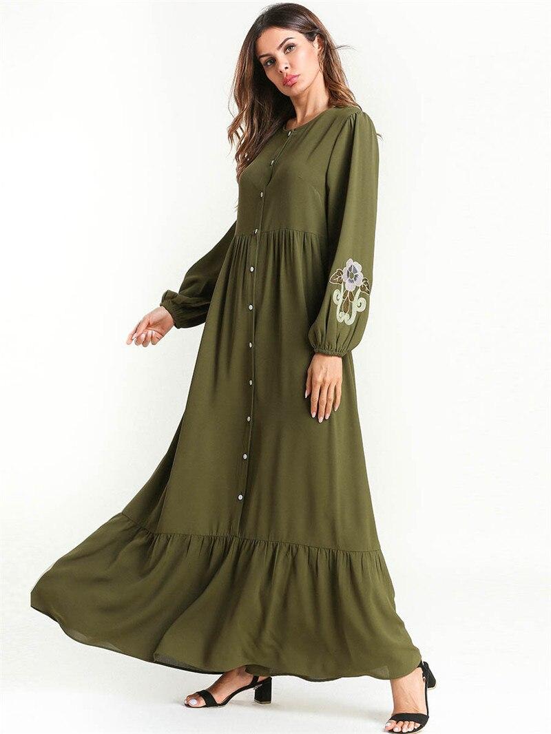 Islamic Muslim Dress For Women Muslim Women's Abaya