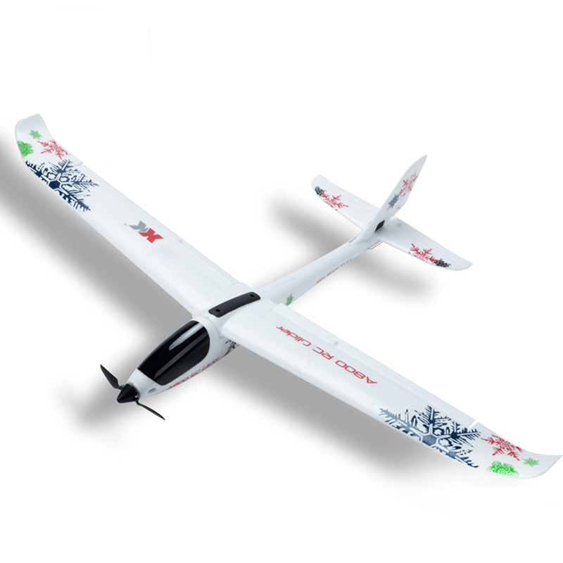 A600 Update Version Xk A800 5Ch 3D6G System Plane Rc Airplane New Quadcopter Fixed Wing Drone image