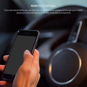 Image 5 - جهاز تحكم عن بعد ذكي عالمي من Broadlink RM4 Pro RM4C Mini 2020 متوافق مع أليكسا جوجل هوم