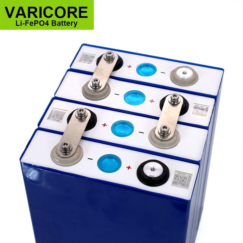 Батарея VariCore 3,2 V 90Ah LiFePO4 может образовывать 12V литий железо фосфат 90000mAh может сделать батареи лодки, батареи автомобиля Перезаряжаемые батареи      АлиЭкспресс