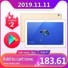 Huawei Honor Waterplay 10.1 huawei Mediapad M3 Lite WP كمبيوتر لوحي مقاوم للماء IP67 أندرويد 7.0 كيرين 659 ثماني النواة 1920*1200 8.0MP