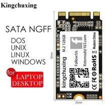 Kingchuxing M.2 SSD SATA NGFF 1 ТБ 2242 мм Внутренний твердотельный накопитель 512 ГБ SSD M2 жесткий диск для ноутбука, настольного ПК
