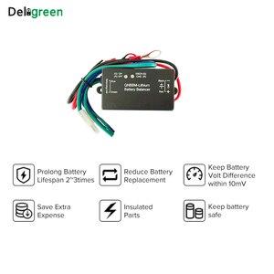 Image 4 - 12V Blei Säure Batterie Balance Mit Led Anzeige 1S Batterie Equalizer BMS Batterie GELL Überflutet AGM