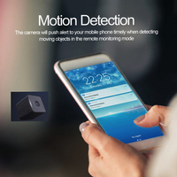 Wireless Mini WiFi Camera 960P HD IR Night Vision Home Security IP Camera CCTV Motion Detection Baby Monitor Cam View