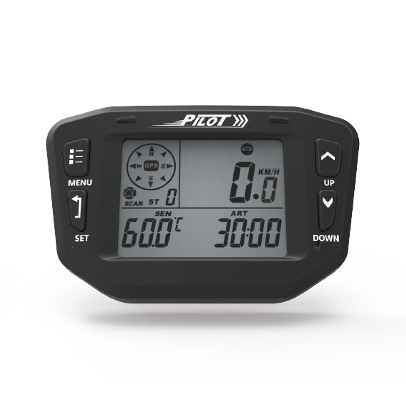 Digital Rechargeable Hour Meter GPS Multifunction For Lawn Mower Generator Dirtbike Motorcycle Outboard Marine SM002