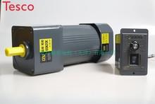 цена на AC 220V 250W Gear Speed Control Motor Geared Motor 6IK250RGN-CF Motor 3K to 200K Reduction Ratio