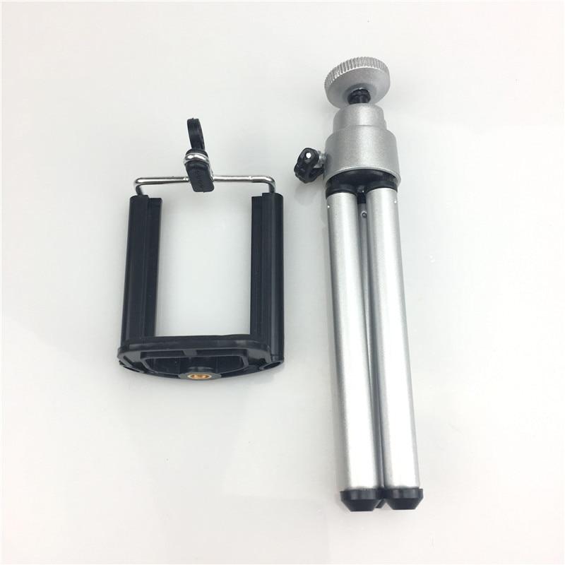 65 см Профессиональный штатив складной держатель для камеры стенд винт 360 градусов с жидкой головкой штатив стабилизатор Штатив для телефона - Цвет: Small