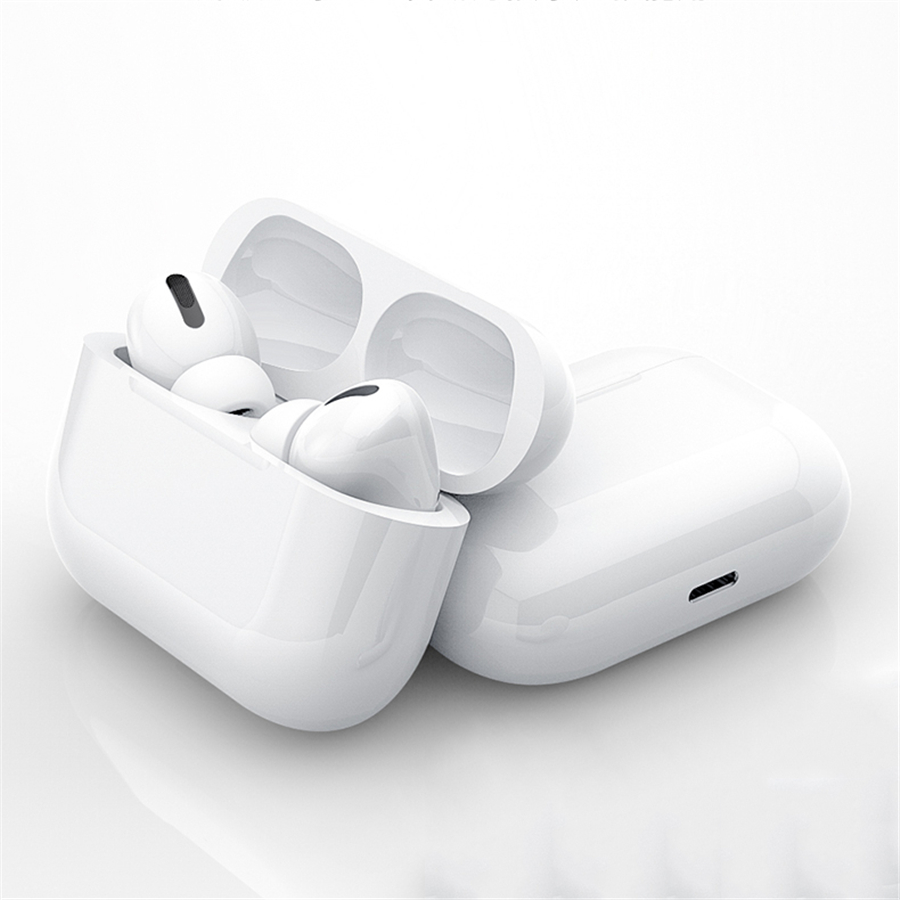 Xinyacoll Airpodding Pro 3 Headsets Bluetooth Draadloze Koptelefoon Pro Chip & Opladen Case Voor Ios Android Telefoon Oordopjes Pro