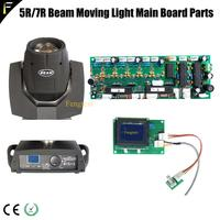 5R/7R 200w Beam Moving Head Light Sharpy 16CHS Program Main board Display Spare Part Fit R7 230 PCB Beam Mother Display Board