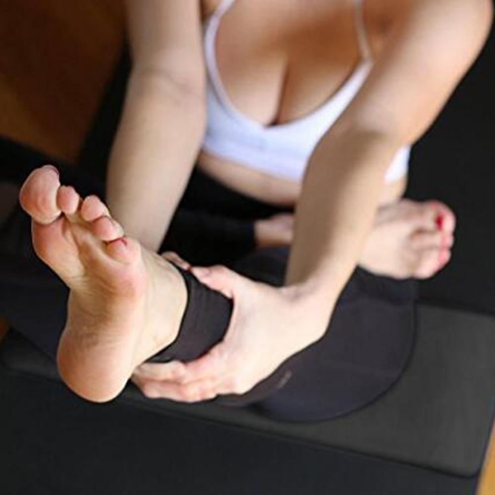 Yoga Mat Thick NBR Yoga Pad for Workout Training Abdominal Exercise 11