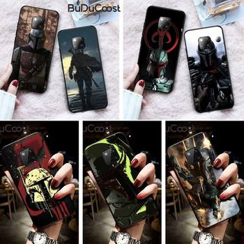 Boba Fett Phone Case Cover for huawei mate 9 10 20 30 pro lite X Y5 6 7 9 prime Enjoy 7 image