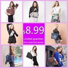 REALER women handbags female artificial leather totes ladies shoulder crossbody bag large messenger top handle bag 2020