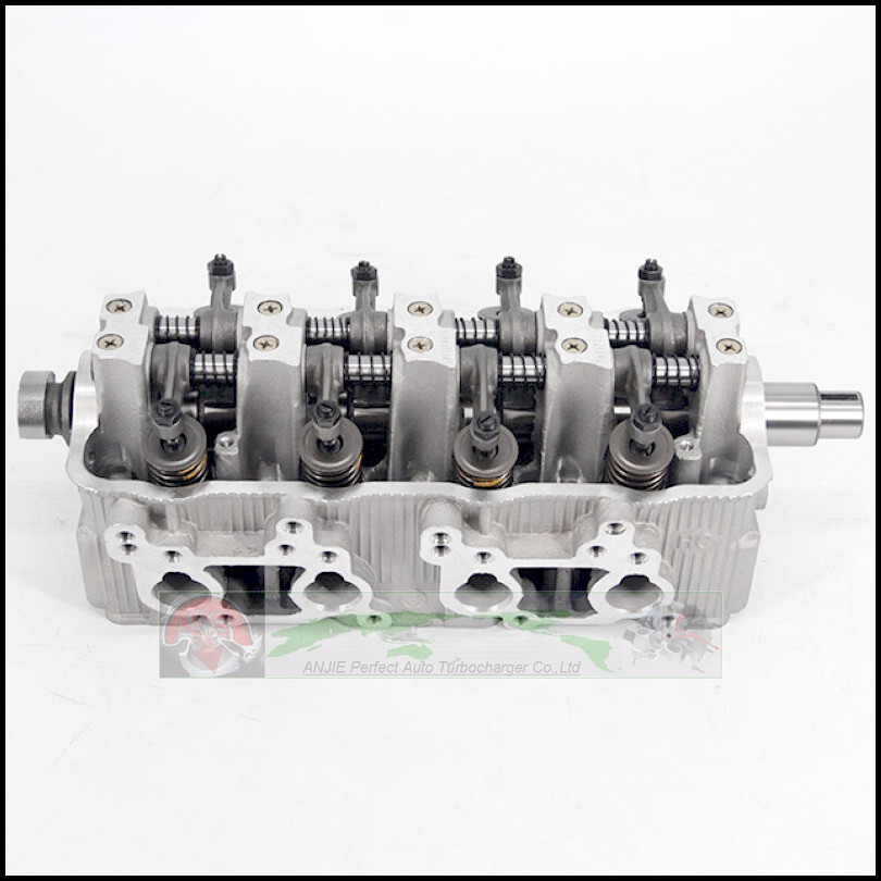 F10A FA10A Complete Cylinder Head Assembly For <font><b>SUZUKI</b></font> SIERRA SAMURAI SUPER CARRY SJ410 BEDFORD RASCAL 11110-80002 ADK87701C image