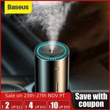 Baseus 300ml carro umidificador de ar aroma difusor de óleo essencial para casa escritório carro purificador de ar nano spray mudo cuidados com o ar limpo