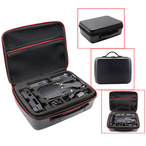 Image 5 - LANBEIKA Professional Hardshell Shoulder Waterproof Drone Bag Handbag EVA Nylon Portable Case Box For DJI Mavic pro Platinum