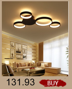 H378c25277d81455d92ff42a5f461bf1d6 Creative modern led ceiling lights living room bedroom study balcony indoor lighting black white aluminum ceiling lamp fixture
