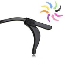 10pairs/Lot Fashion Candy Color Anti-slip Ear Grip Hooks Eyeglass Eyewear