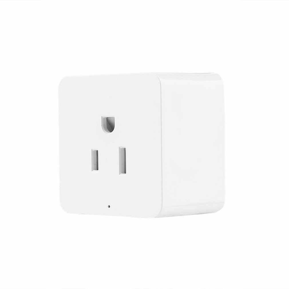 Smart Home Plug fuente de alimentación enchufe Wifi Socket Switch para Smart Home Control remoto automatización módulo de relé enchufe de EE. UU.