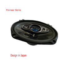 I KEY BUY Shipping Free 1 Pair 1200 watts 4 ohm Coaxial 6x9inch Car Spe