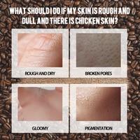 Coffee Scrub Body Scrub Exfoliators Cream Facial Dead Sea Salt For Whitening Moisturizing Anti Cellulite Treatment Acne 4