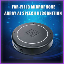 Development-Board Microphone Mic-Array Raspberry Pi Recognition Respeaker Far-Field