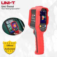 UNI-T UTi165A Termocamera; Multi-Funzione di Alta Precisione di Rilevamento di Alimentazione/Motore/Riscaldamento a Pavimento Termometro Industriale