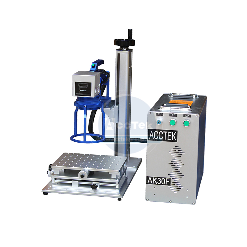 Hot Sale Auto Parts Marking Machine 30w Laser Machine Cheap Fiber Laser Marking Machine Price