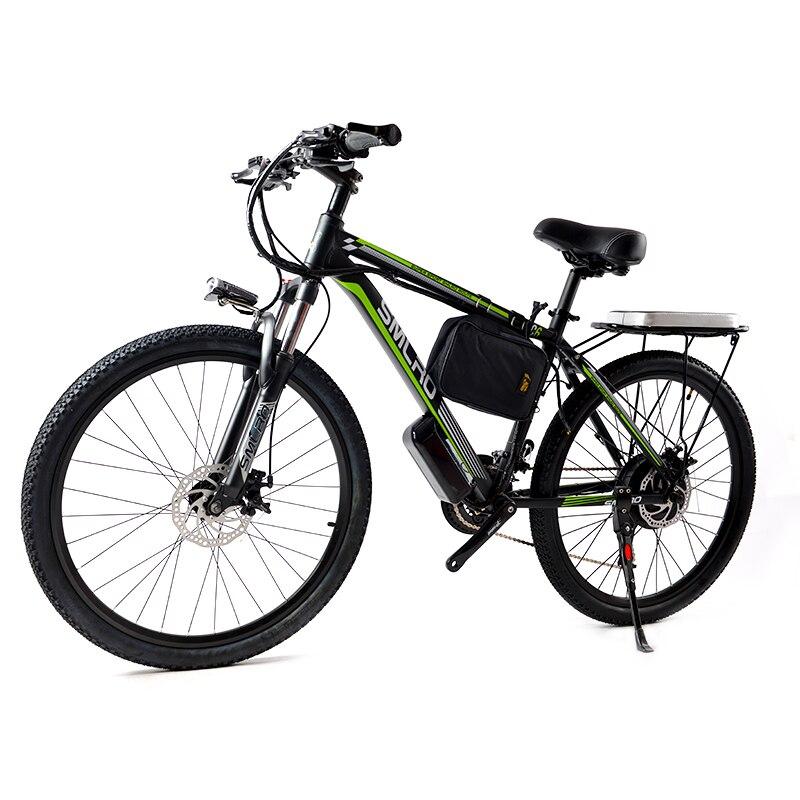 Высококачественный электрический велосипед 500 Вт 48 В 15AH Электронный велосипед из алюминиевого сплава Электрический горный велосипед мужск...
