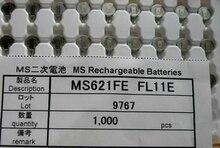 100 ピース/ロット新オリジナル MS621FE FL11E MS621FE 充電式 3 5v バックアップバッテリー
