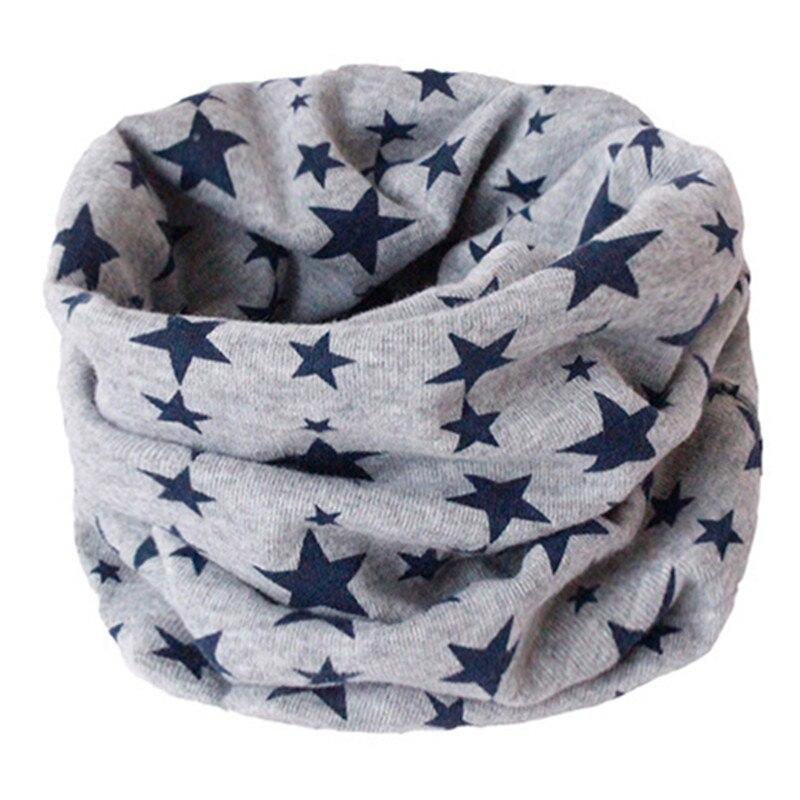 Весенне-осенне-зимний детский хлопковый шарф для От 0 до 10 лет, Детские шарфы с героями мультфильмов, модный теплый воротник - Цвет: 66