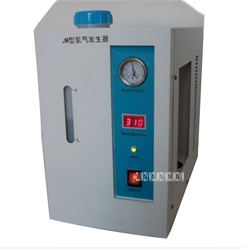JM500 Hydrogen Generator Household Portable Hydrogen Gas Generator 99.999% Pure Hydrogen Generator 220V 300W 0.45MPa 0-500ml/min