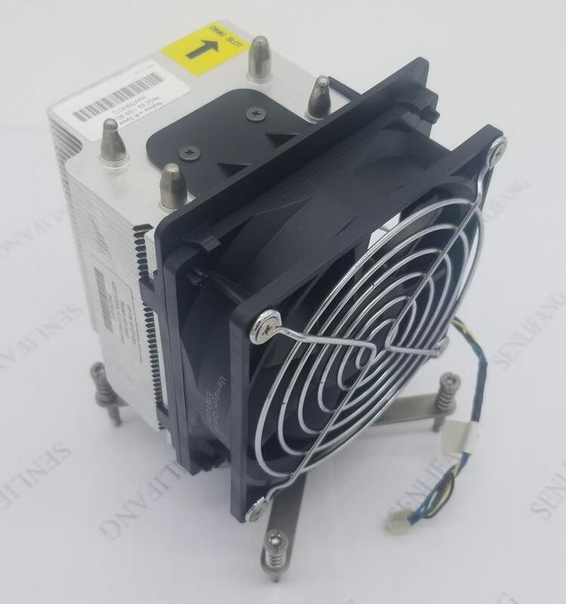 644750-001 631571-001 For  ProLiant ML110 G7 HEATSINK AND FAN  Used Condition With Three Months Warranty