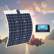 Get more info on the Xinpuguang 50W 18V Solar Cells Flexible Solar Panel 12V 24v Controller +10A Solar System Kits for Fishing Boat Cabin Camping