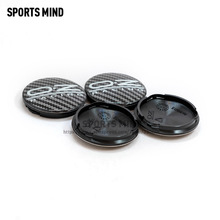 Center-Hub-Caps Rim-Center Wheel OZ Racing-Car BLACK 62MM M595 Cover 4pcs/Lot
