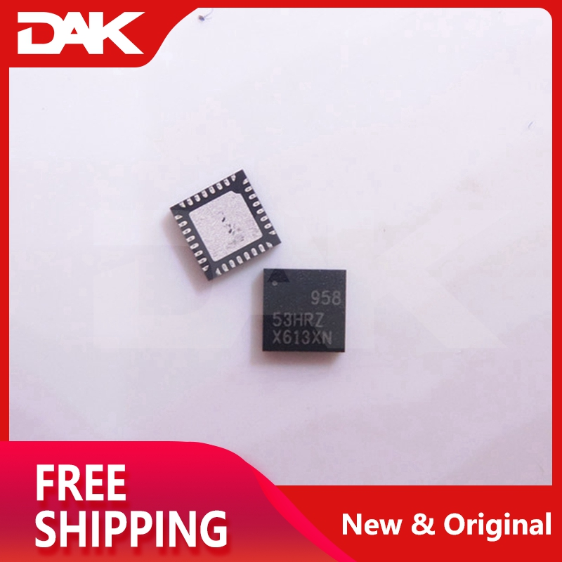 2PCS ISL95853HRZ-T QFN Multiphase PWM Regulator for IMVP8 CPUs IC CHIP image