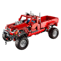 Technic Building Blocks 42029 1 Customized Pick up Truck Blocks 1063PCS Brick Construction Bricks Kids Creativity Toy Gift