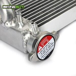 Image 4 - BIKINGBOY di Alluminio Del Motore di Raffreddamento Ad Acqua Del Radiatore di Raffreddamento Per Honda CBR 929 RR 00 01 2000 2001 Sostituire OEM 19010MCJ003