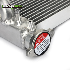 Image 4 - Bikingboy alumínio radiador de refrigeração água do motor cooler para honda cbr 929 rr 00 01 2000 2001 substituir oem 19010mcj003
