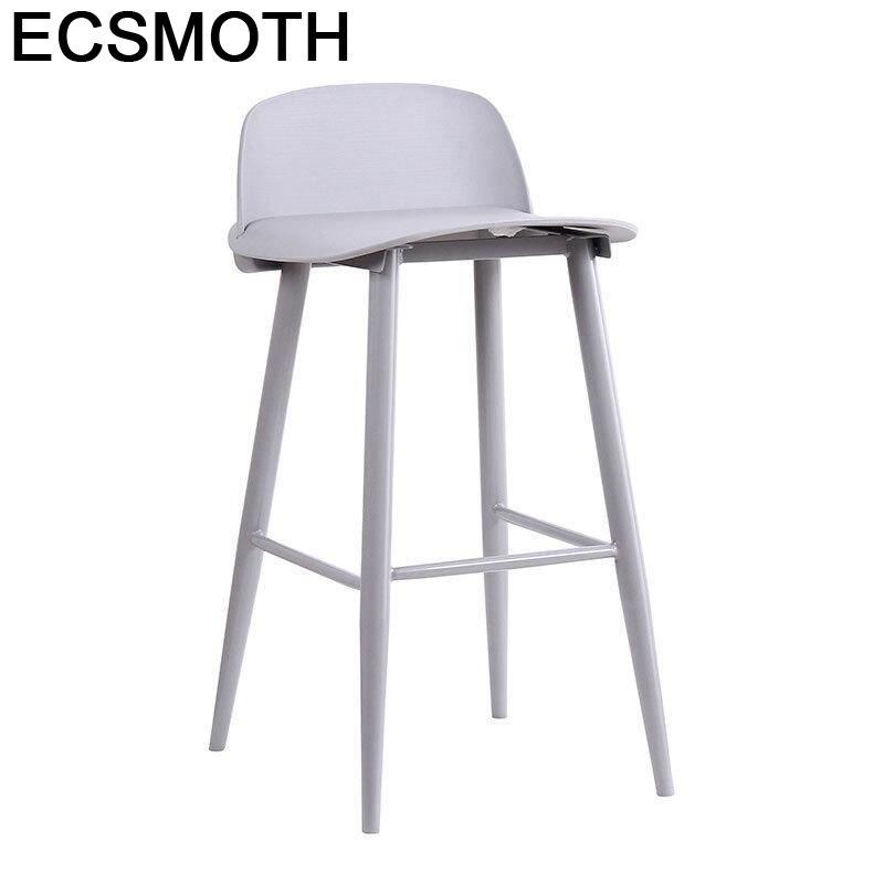 Tabouret Comptoir Sgabello Taburete Fauteuil Bancos De Moderno Stoel Hokery Sandalyeler Cadeira Silla Stool Modern Bar Chair