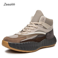2019 neue Basketball Schuhe Männer Sport Schuhe High Top Herren Basketball Sneakers Lace-up Atmungsaktive Leichtathletik Schuhe