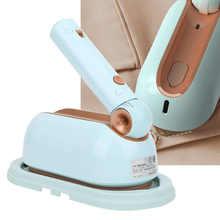 Портативный Электрический паровой утюг ручной отпариватель для