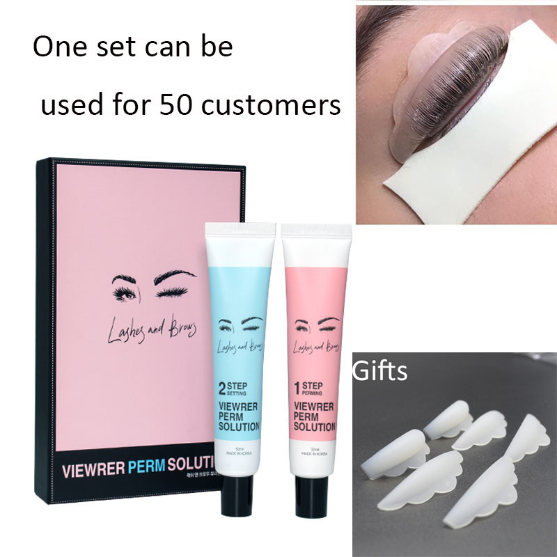 Lash Lift Kit 50 Ml  Eyelash Perming Kit  Tube Eyelash Growth Serum Lash Lift Tool  Korean Eyelash Tools Lashes Accessories