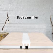 Кровать мост матрас разъем пены памяти кровать прокладка для заполнения зазора два одиночных матрасов соединитель конверсионный комплект для семейного отеля
