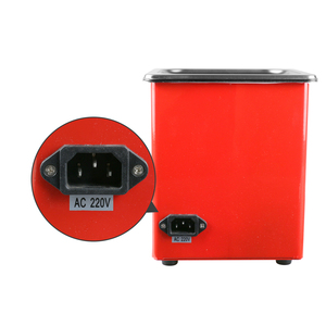 Image 4 - 1000ML Ultrasonic Cleaner Petrol injector Spark Plug Coke Clean Launch CNC602A CT100