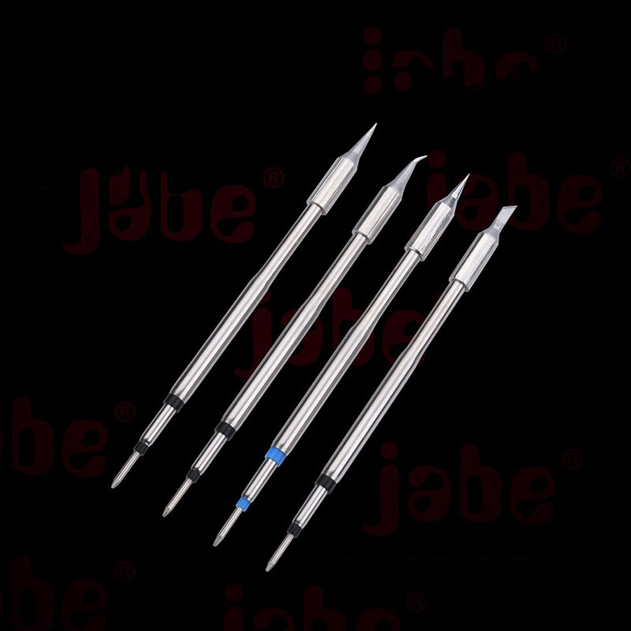Solder Iron Tip for Jabe UD-1200 Solder Station Original Nozzle for iPhone Repair Jabe Soldering Iron Tips Welding Tools 6