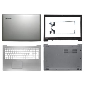 Nowy Laptop dla Lenovo IdeaPad 320-15 320-15IKB 320-15ISK 320-15ABR LCD tylna pokrywa przednia ramka zawiasy podparcie dłoni dolna obudowa srebrny tanie i dobre opinie KNYORO Pokrowce na laptopa CN (pochodzenie) Pokrywa wymienna do laptopa Unisex For Lenovo IdeaPad 320-15 320-15IKB 320-15ISK 320-15ABR Series
