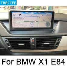 цена на For BMW X1 E84 2009 2010 2011 2012 2013 2014 2015 Idrive Car Android Multimedia player stereo Radio GPS BT HD Screen Navigation